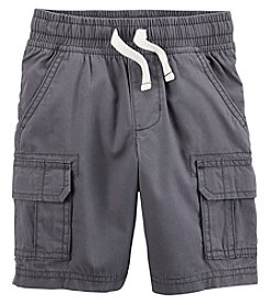 Carter's Boys' 2T-8 Pull On Cargo Shorts