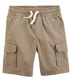 Carter's Boys' 2T-8 Easy Pull On Cargo Shorts