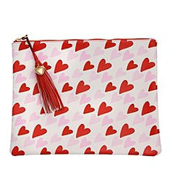 Erica Lyons Hearts Pouch Coin Purse