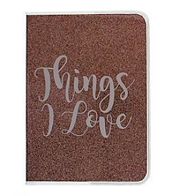 Erica Lyons Things I Love Journal