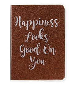 Erica Lyons Happiness Looks Good On You Journal