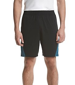 Exertek Men's Space Dye Side Shorts