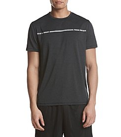 Exertek Men's Reflective Chest Stripe Tee