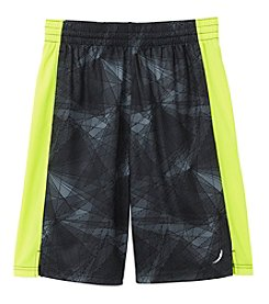 Exertek Boys' 8-20 Print Mesh Shorts