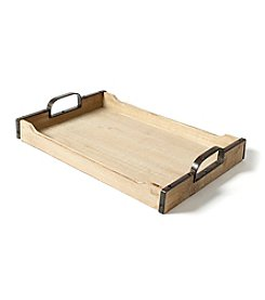 Ruff Hewn Wooden Tray