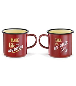 DEMDACO Make Life An Adventure Mug