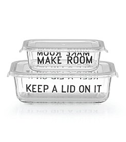 kate spade new york Keep A Lid On It Storage Set