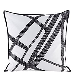 Dimond Intersections Decorative Pillow