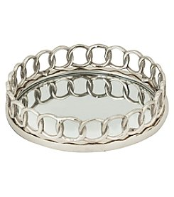 Dimond Nickle Ring Tray