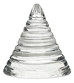 Dimond Sliced-Glass Cone
