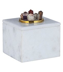 Dimond Christiana Marble Box