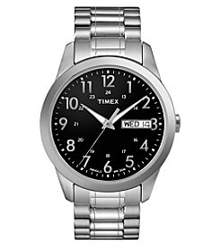 Timex Men's Silvertone Expansion Watch