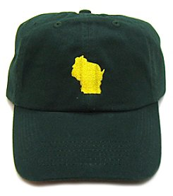 Gracie Designs Embroidered Wisconsin Cap