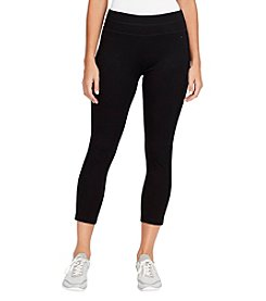 GV LIFE WORX by Gloria Vanderbilt Cropped Skinny Leggings