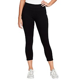 GV LIFE WORX by Gloria Vanderbilt Cropped Leggings