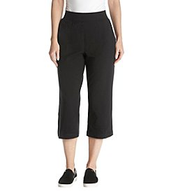 Studio Works Pull On Cropped Stretch Pants