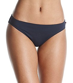 Tommy Hilfiger Hipster Solid Bikini Bottoms