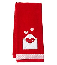 Saturday Knight, Ltd. Love Letter Hand Towel