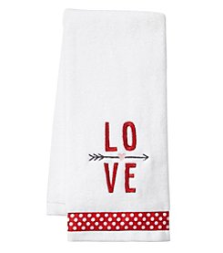 Saturday Knight, Ltd. Love Arrow Hand Towel