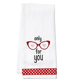 Saturday Knight, Ltd. Eyes For You Hand Towel