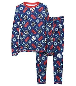 Climatesmart Boys' 4-12 Star Wars Long Underwear Set