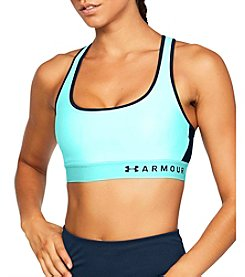 Under Armour Mid-Impact Crossback Sports Bra