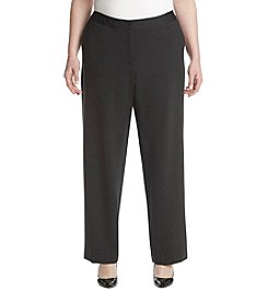 Calvin Klein Plus Size Stretch Ponte Denim Pant
