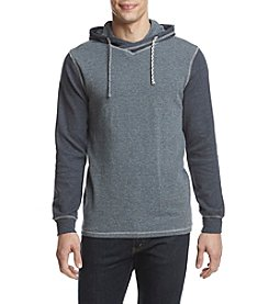 Retrofit Men's Waffle Knit Hooded Shirt