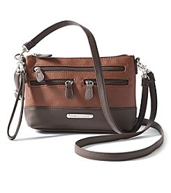 Stone Mountain 4 In 1 Double Zip Crossbody