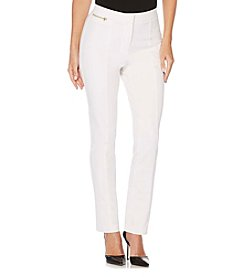 Rafaella Lightweight Satin Pants