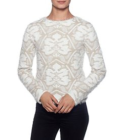 Joan Vass Snow Reversable Cardigan