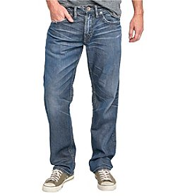 Silver Jeans Co. Men's Eddie Relaxed Taper Jeans