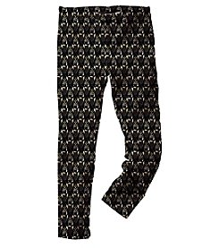 Star Wars Girls' 6-12 Vader Multiplicity Leggings