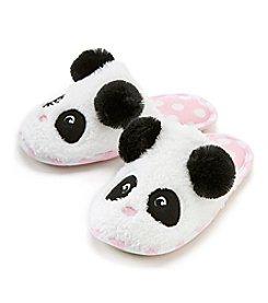 37c7ed9debb PJ Couture Critter Panda Slippers