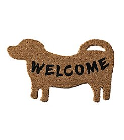 John Bartlett Pet Welcome Coir Mat