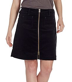 JAG Jeans McCamey Zip Front Skirt