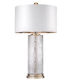 Dimond Water Glass Table Lamp