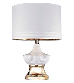 Dimond Ribbed Genie Table Lamp