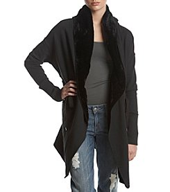 Free People Westwood Hooded Cardigan Sweater