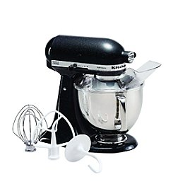 KitchenAid® KSM150PSCV Artisan® 5-qt. Caviar Stand Mixer + $40 Back by Mail see offer details