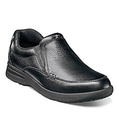 Sebago Men'S Grant Man'S Leather Shoes Black in Size 43 2E fYgc2SjH