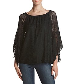 Fever Stretch Lace Top