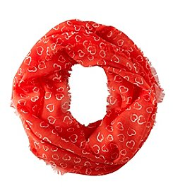 Collection 18 Classic Valentine Loop Scarf