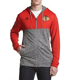adidas NHL® Chicago Blackhawks Men's Full Zip Hoodie