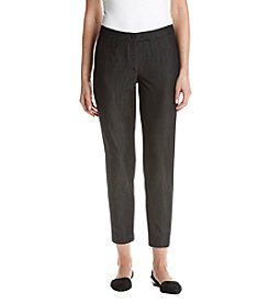 Anne Klein Soft Denim Bowie Pants