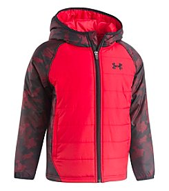 Under Armour Boys' 4-7 Utility Werewolf Puffer Jacket