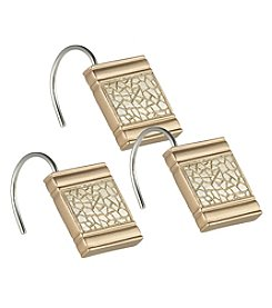 PB Home Sinatra Champagne Gold Shower Hooks