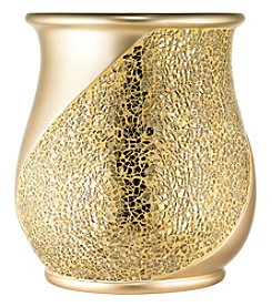 PB Home Sinatra Champagne Gold Wastebasket