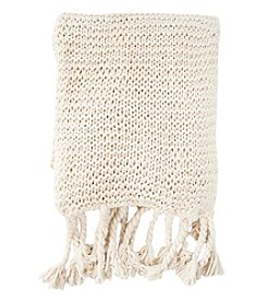 Zestt Organic Cotton Comfy Knit Throw