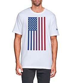 Under Armour Men's Gradient Flag Short Sleeve Tee